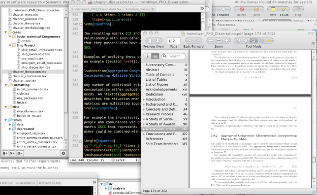 Textmate and Skim