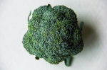 A head of broccoli by Jim Mead